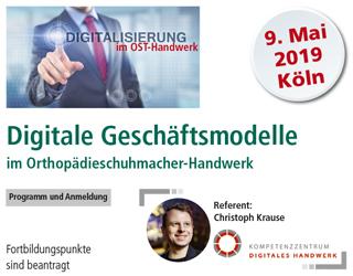 Banner: Digitale Geschäftsmodelle