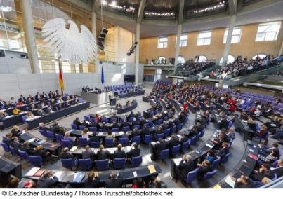 Deutscher Bundestag/Thomas Trutschel